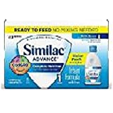 Similac Advance Ready to Feed Pack - 8 pk.