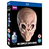 Doctor Who: The Complete 6th Series - Limited Edition (with 4 Art Cards) [Blu-ray] [Region Free]by Matt Smith