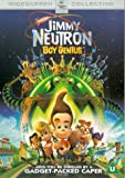 Jimmy Neutron - Boy Genius packshot