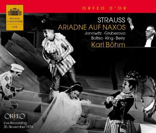 Ariadne Auf Naxos - Strauss  - CD