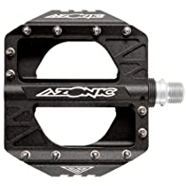 Azonic Switchback Pedal Black, One Size