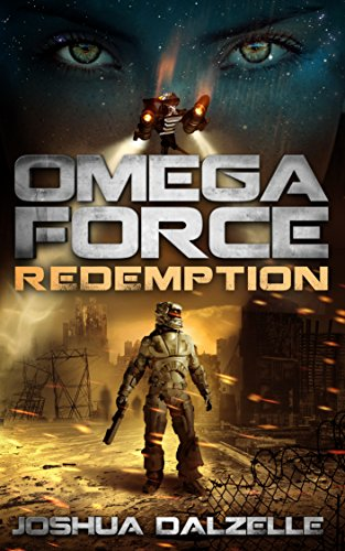 Book: Omega Force - Redemption (OF7) by Joshua Dalzelle