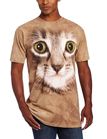 The Mountain Men's Kitten Face, Green, Small