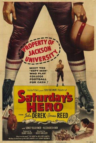 saturdays-hero-plakat-movie-poster-27-x-40-inches-69cm-x-102cm-1951