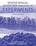 img - for Minitab Manual Design and Analysis of Experiments book / textbook / text book