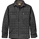Timberland Long Sleeve Millers River Quilted Overshirt - Mens
