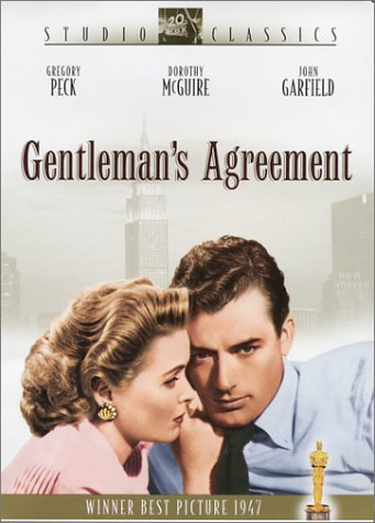 "Cover of ""Gentleman's Agreement"""