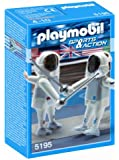 Playmobil - 5195 - Jeu de construction - 2 escrimeurs