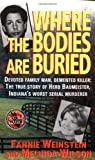 img - for Where the Bodies are Buried (St. Martin's True Crime Library) by Weinstein, Fannie, Wilson, Melinda (1998) Mass Market Paperback book / textbook / text book