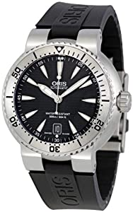 Oris Divers Date Automatic Mens Watch 733-7533-4154RS by Oris