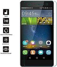 Protector de Pantalla para Huawei P8 LITE Cristal Vidrio Templado ANTI RAYOS UV Premium, Electrónica Rey®
