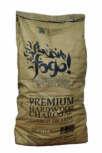 Fogo FHWC35LB 35-Pound All Natural Premium Hardwood Lump Charcoal Bag (Wood Briquettes compare prices)