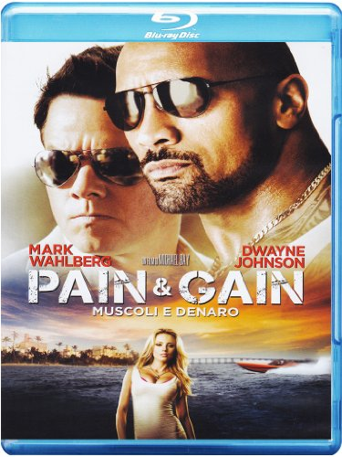 Pain & gain - Muscoli e denaro [Blu-ray] [IT Import]