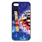 HOT Design Complete Season The Big Bang Theory Hard Case for Your Iphone 5 Case