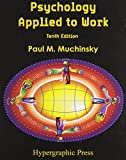 img - for Psychology Applied to Work book / textbook / text book