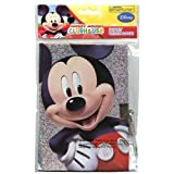 Disney Mickey Mouse Sparkle Personalized Diary, Notebook W/lock