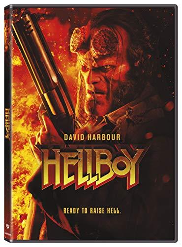 DVD : Hellboy