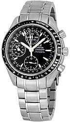 Omega Men's 3220.50.00 Speedmaster Day Date Tachymeter Watch