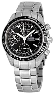 Omega Men's 3220.50.00 Speedmaster Day Date Tachymeter Watch