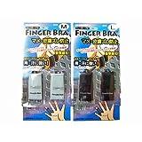 FINGER BRA フィンガーブラ FBK-209 黒 M FINGER BRA FBK-209
