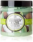 Tropical Fruits Coconut and Lime Sugar Scrub 500 g
