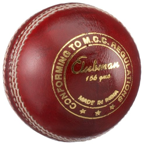 GM Clubman Cricket Balls - Senior