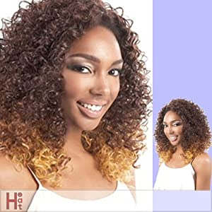 L. CRUZ (Motown Tress) - Futura Fiber Lace Front Wig in DX26_613