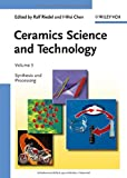 img - for Ceramics Science and Technology, Synthesis and Processing (Volume 3) book / textbook / text book