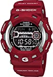 Casio G-shock Men in Rescue Red Gulfman Gw-9110rd-4jf