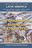 img - for International Business Etiquette: Latin America book / textbook / text book