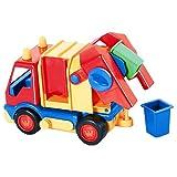 """Wader 36165 - Basics M�llwagenvon """"Wader Quality Toys"""""""