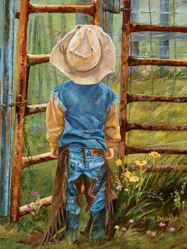"Art 4 Kids ""Got Some Growing To Do"" Mounted Art Print, 18""X24"" front-1033652"