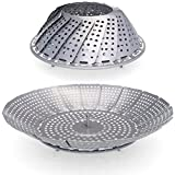 Sunsella Stainless Steel Vegetable Steamer