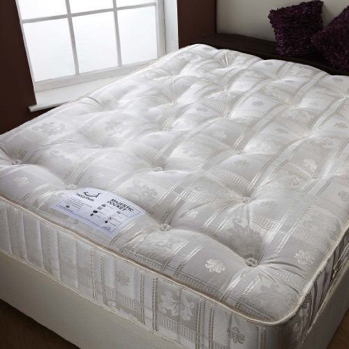 Luxury Pocket Sprung 4.6ft Double Mattress