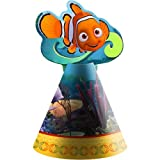 Disney/Pixar Finding Nemo Coral Reef Cone Hats 8 Pack