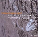 echange, troc  - Andre campra - michael haydn a history of requiem (volume 2)