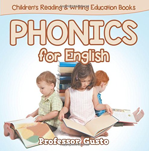 Phonics for English : Children's Reading & Writing Education Books PDF