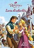 echange, troc Disney - Raiponce : Livre de jeux avec stickers !