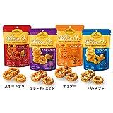 [アメリカお土産] ソノマ チーズスナック 4種8袋セット (海外 みやげ アメリカ 土産)