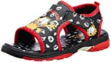 Garfield Boy's Black Sandals and Floaters   - 2.5 UK/22 EU