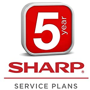 Sharp Service Plan 5-Yr Coverage for LCD TVs ($400-$450)