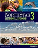 img - for NorthStar Listening and Speaking 3 with MyEnglishLab (4th Edition) book / textbook / text book