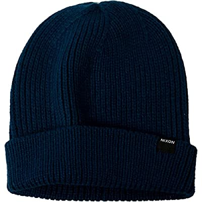 Nixon Regain Beanie Navy, One Size