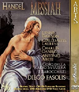 Messiah (DVD Audio)