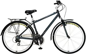 Schwinn Crest Urban Men's Hybrid Bike (700c Wheels)