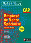 Employ� de vente sp�cialis� - CAP