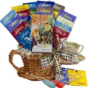 Art of Appreciation Gift Baskets Spot of Tea from Art of Appreciation Gift Baskets