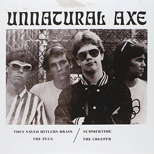 Vinilo : UNNATURAL AXE - They Saved Hitler's Brain
