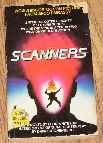 Scanners, Leon Whiteson