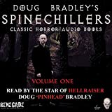 img - for Doug Bradley's Spinechillers Audio Books, Volume 1: Classic Horror Stories book / textbook / text book